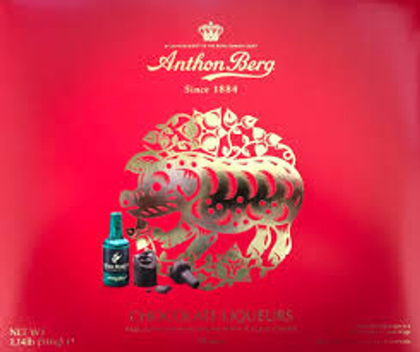 Buy Anthon Berg Liquor Filled Dark Chocolate Remy Martin Bottles online at sudsandspirits.com and have it shipped to your door nationwide.