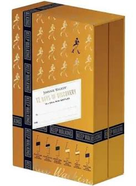 Buy Johnnie Walker 12 Days of Discovery Whisky Advent Calendar online at sudsandspirits.com and have it shipped to your door nationwide.
