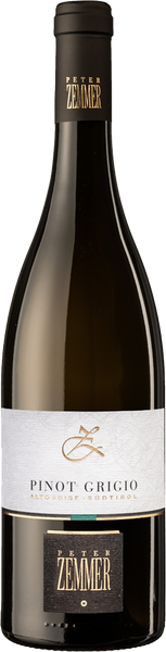 Buy Peter Zemmer Pinot Grigio 2018 wine online at sudsandspirits.com and have it shipped to your door nationwide.