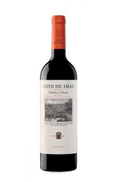 Buy El Coto de Imaz Reserva Wine online at sudsandspirits.com and have it shipped to your door nationwide.