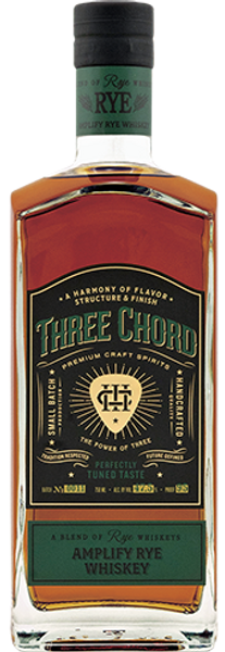 Buy Three Cord Amplify Rye Whiskey online at sudsandspirits.com and have it shipped to your door nationwide.