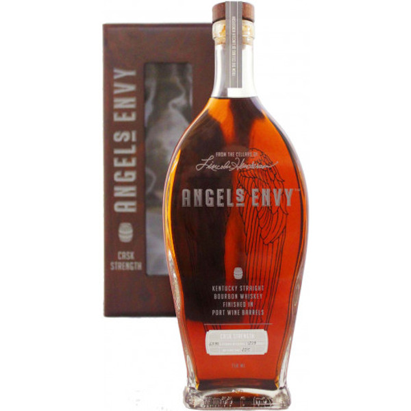 Buy Angel's Envy Cask Strength Bourbon online at sudsandspirits.com and have it shipped to your door nationwide.