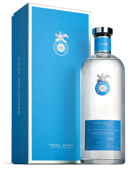 Buy Casa Dragones Tequila Blanco online at sudsandspirits.com and have it shipped to your door nationwide.