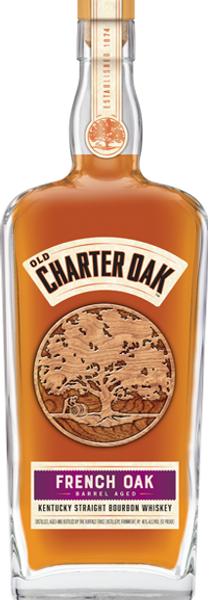 Buy Old Charter Oak Bourbon French Oak online at sudsandspirits.com and have it shipped to your door nationwide.