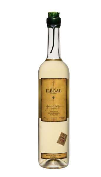 Buy Ilegal Mezcal Reposado online at sudsandspirits.com and have it shipped to your door nationwide.