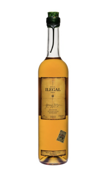 Buy Ilegal Mezcal Anejo online at sudsandspirits.com and have it shipped to your door nationwide.
