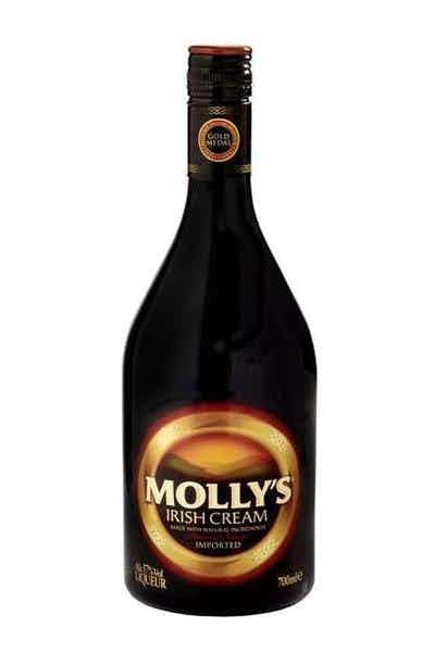 Buy  Molly's Irish Cream online at sudsandspirits.com and have it shipped to your door nationwide.