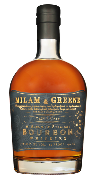 Buy Milam & Greene Triple Cask Bourbon online at sudsandspirits.com and have it shipped to your door nationwide.