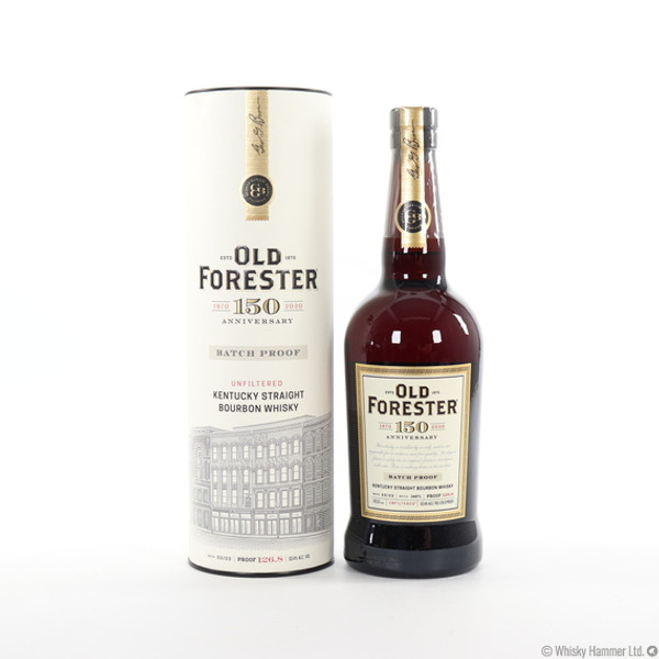 Buy Old Forester 150th Anniversary Batch Proof 01/03 online at sudsandspirits.com and have it shipped to your door nationwide.