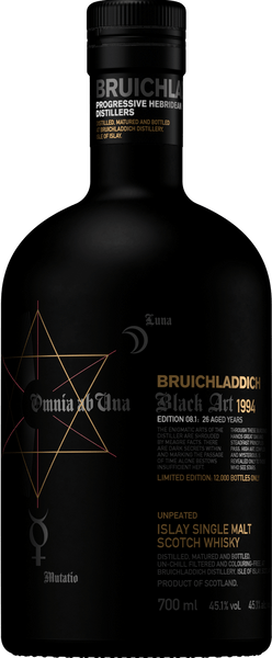 Buy Bruichladdich Black Art 1994 Edition 8.1 online at sudsandspiurits.com and have it shipped to your door nationwide.