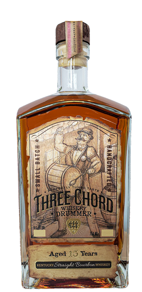 Buy Three Cord Whiskey Drummer 15 Year Batch 5 online at sudsandspirits.com and have it shipped to your door nationwide.