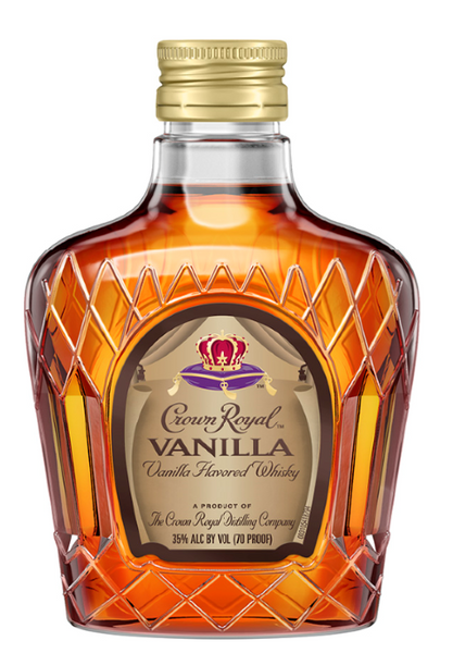 Buy Crown Royal Vanilla Flavored Whisky (50ml) online at sudsandspirits.com and have it shipped to your door nationwide.