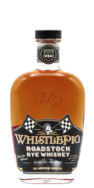 Buy WhistlePig Roadstock Rye Whiskey online at sudsandspirits.com and have it shipped to your door nationwide.