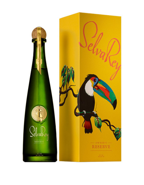 Buy SelvaRey Owner's Reserve Rum by Bruno Mars online at sudsandspirits.com and have it shipped to your door nationwide.