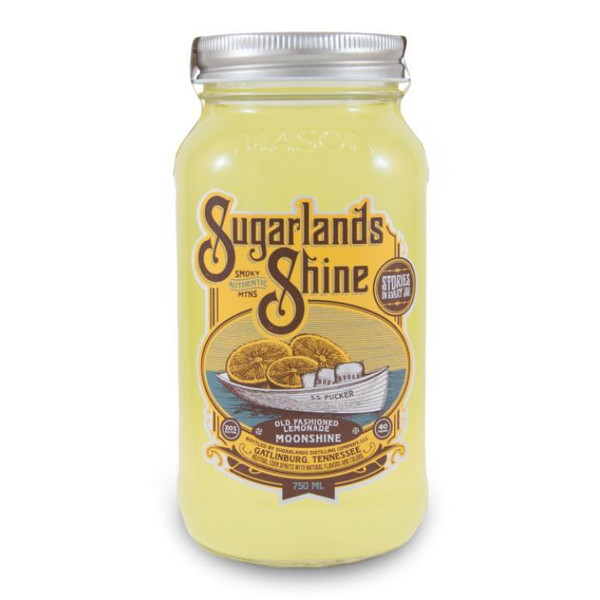 Sugarlands Old Fashioned Lemonade Moonshine