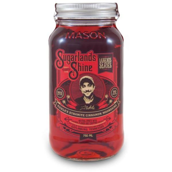Sugarlands Tickle's Dynamite Cinnamon Moonshine