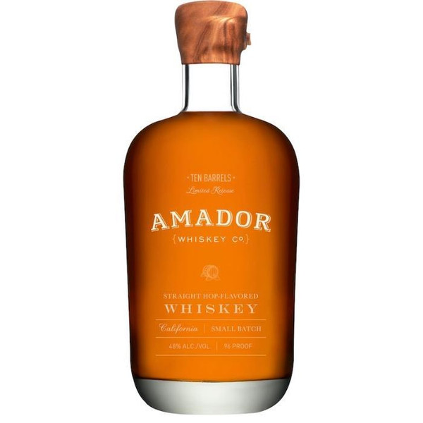 Amador 10-Barrel Whiskey
