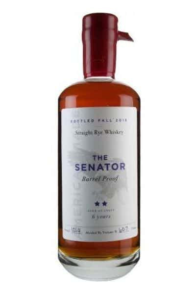 Buy The Senator 6 year Rye online at sudsandspirits.com and have it shipped to your door nationwide