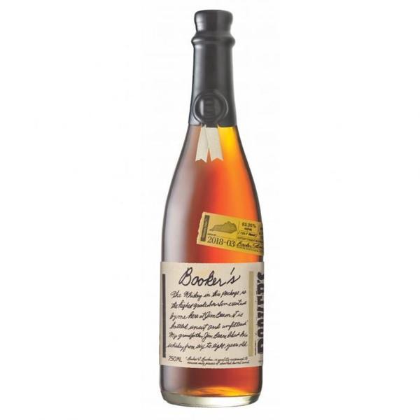 """Booker's Bourbon 2018-03 """"Kentucky Chew"""""""