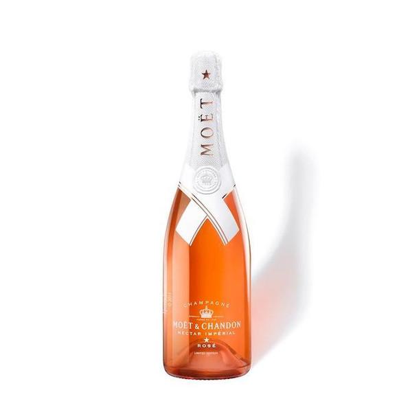 Moët & Chandon Nectar Impérial Rosé Virgil Abloh Limited Edition