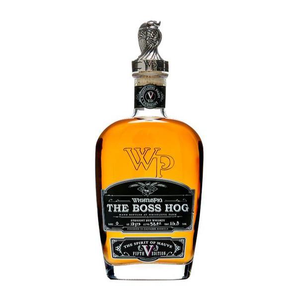 WhistlePig The Boss Hog V: The Spirit of Mauve