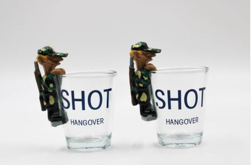 Hangover Shot Glass (2pk)
