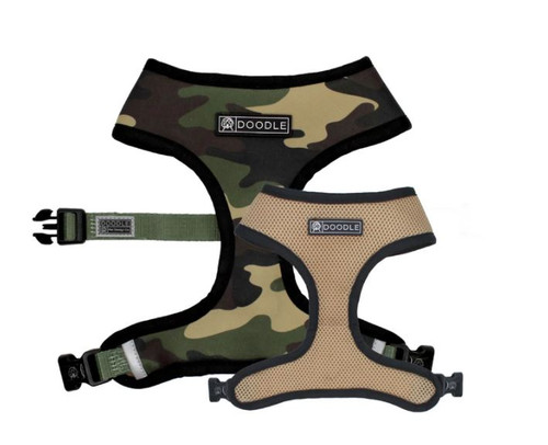 Army Dog Harness