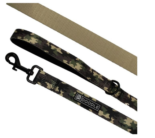 Doodle Army Leash