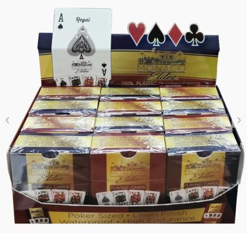 Elite playing cards