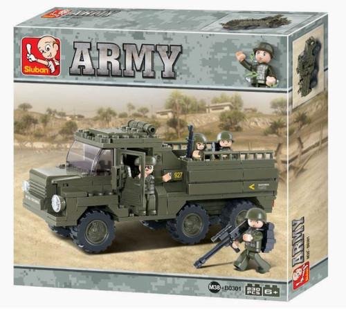 Heavy Military Truck