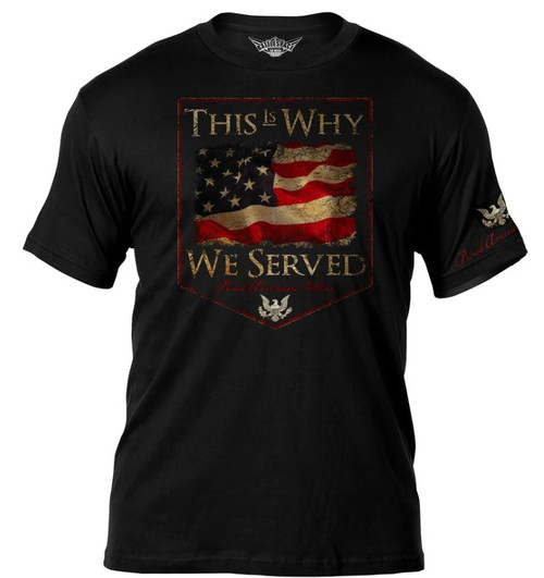 This is Why We Serve Tee