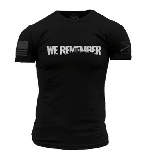Gruntstlye We Remember Tee