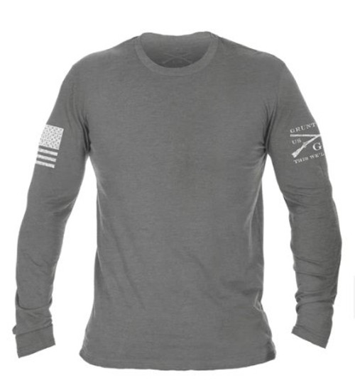 Grunstyle Basic Long Sleeve Tee