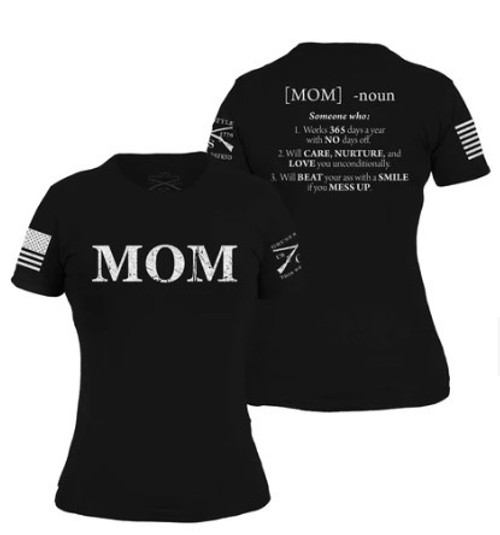 Gruntstyle Mom Defined Tee