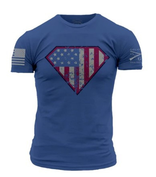 Gruntstyle Super Patriot Tee