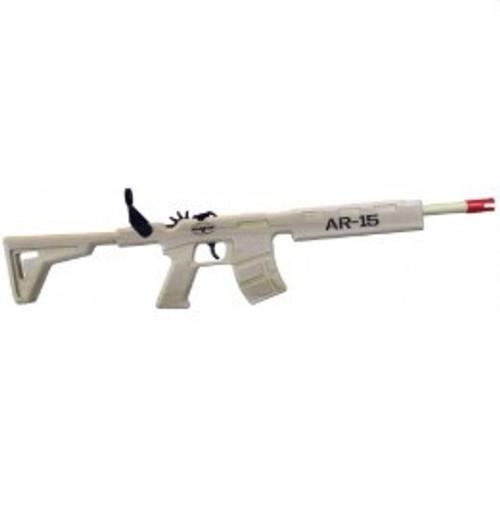 AR-15 Rifle Rubber Ban Gun