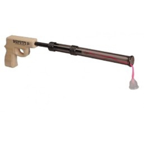 Deputy Popper Rubber Band Gun