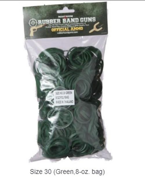 Pistol Ammo - Green (Size 30)
