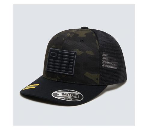 Oakley SI Multicam Black Snapback Cap