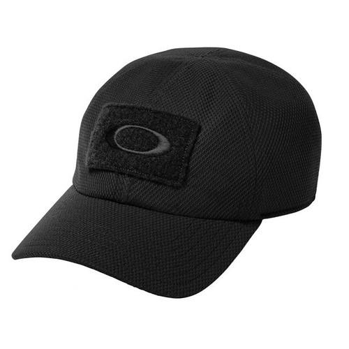 Oakley SI Worn Black Patch Hat