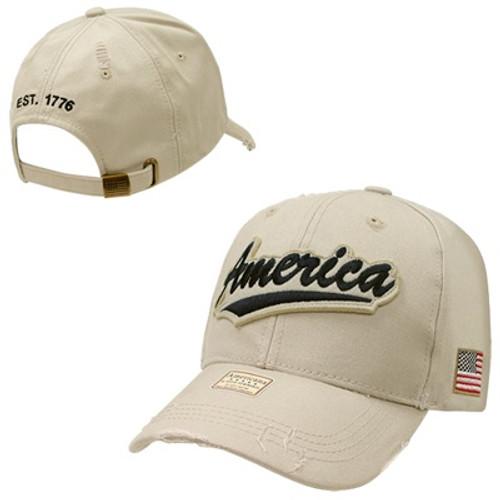 Rapid Dominance Cambridge USA Cap Khaki