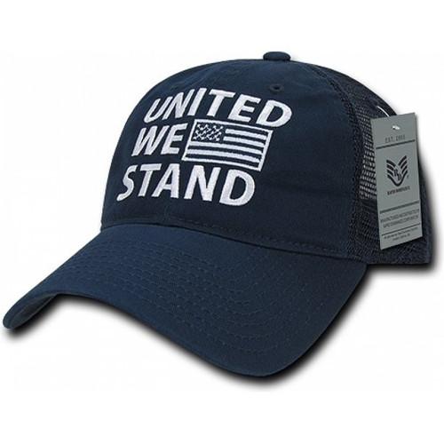 Rapid Dominance  Trucker United We Stand Cap