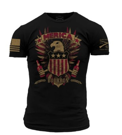 Gruntstyle Merica Bourbon Eagle