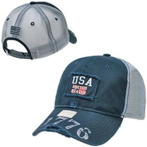 Rapid Dominance Great Lake USA Cap Navy