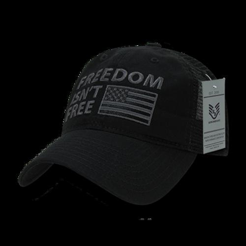 Rapid Dominance Trucker Freedom Isnt Free Cap