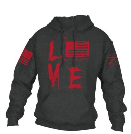 Gruntstyle Love of Country Hoodie