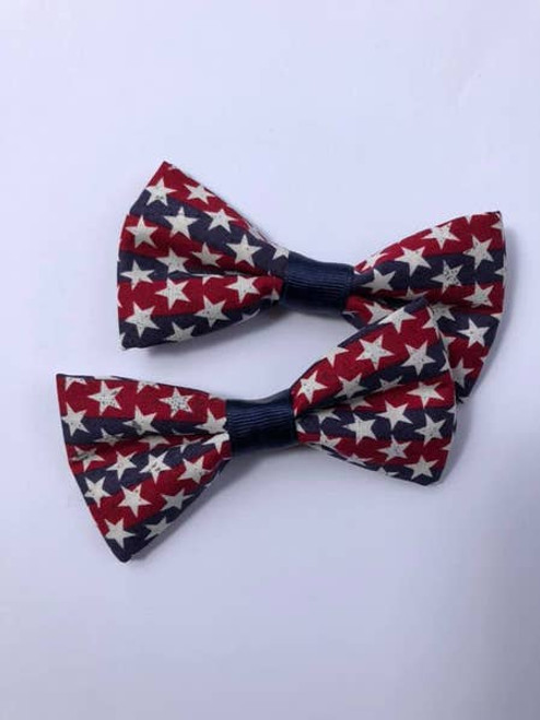 Americana Dog Bow Mini