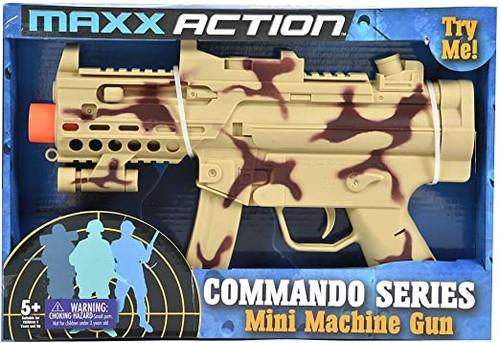 Commando Series Mini Machine Gun