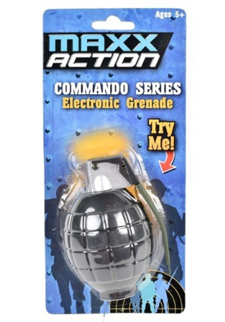 Commando Series Electric Grenade