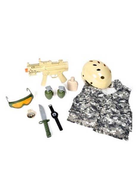 Commando Series Special Forces Play Set